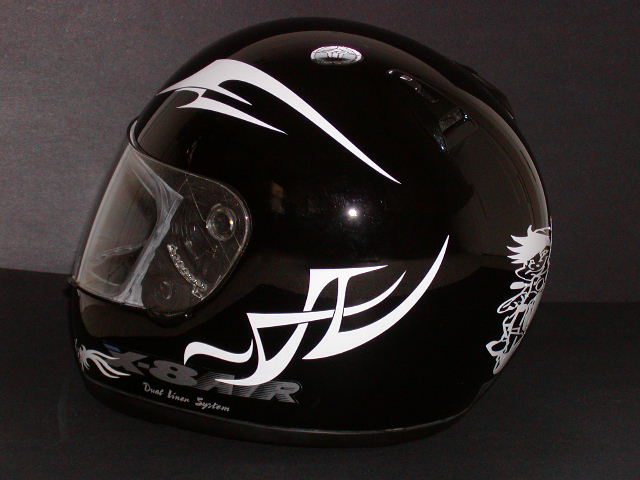 At Superb Graphics We Specialize In Custom DecalsGraphics And - Motorcycle half helmet decals