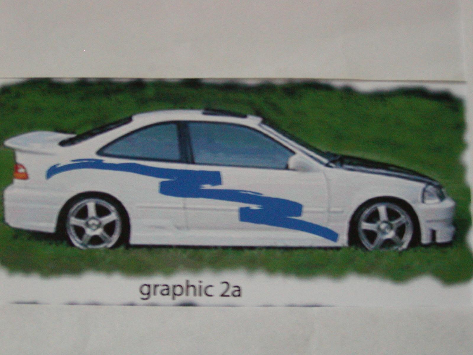 "Graphics set 2a Size 22"" X 96"""