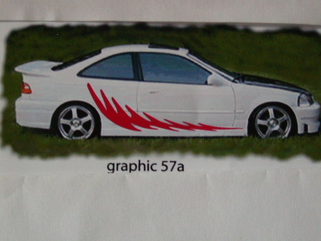 "�graphics set 57a Size 22"" x 74"""