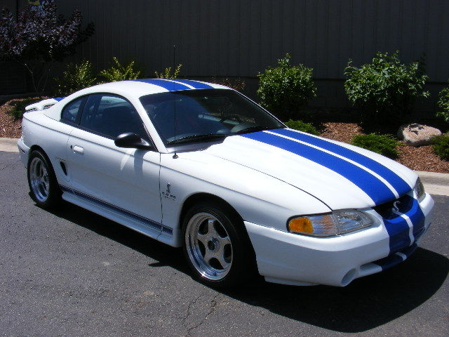 """9"""" Mustang rally Stripe Set fit all years"""