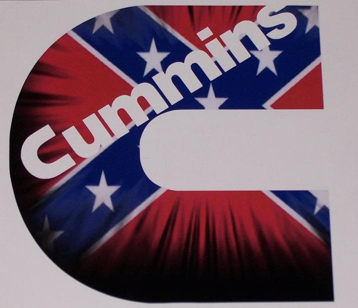 Cummins Logo Wallpaper Camo
