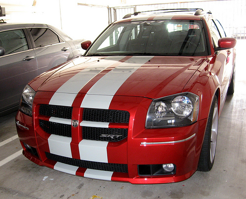 "10"" Rally Stripe set for large cars and Trucks"