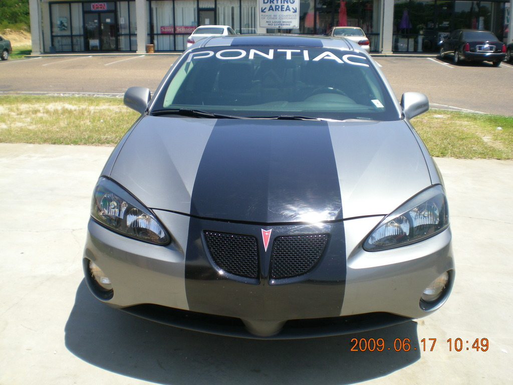 "Pontiac Grand Prix or Grand Am 24"" Rally Stripes set"