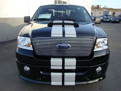 """Ford Truck 8"""" rally Stripes"""