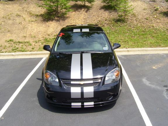"�Cobalt 8"" Rally Stripes Set"