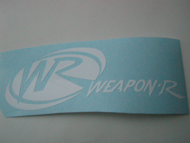 �Weapon R side decals