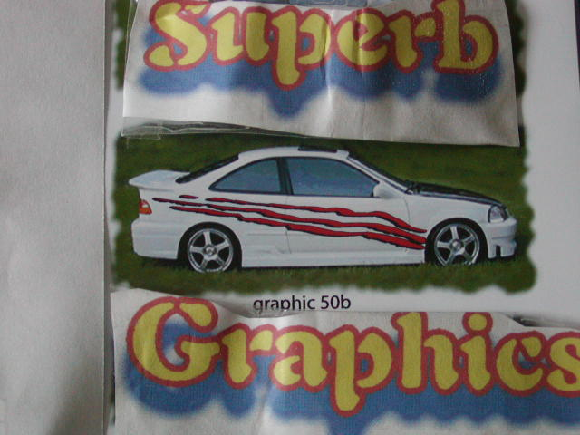 Ripped Side graphics #50b