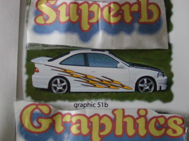 """Swish Graphics set 51b 1 Color 20""""X84"""""""