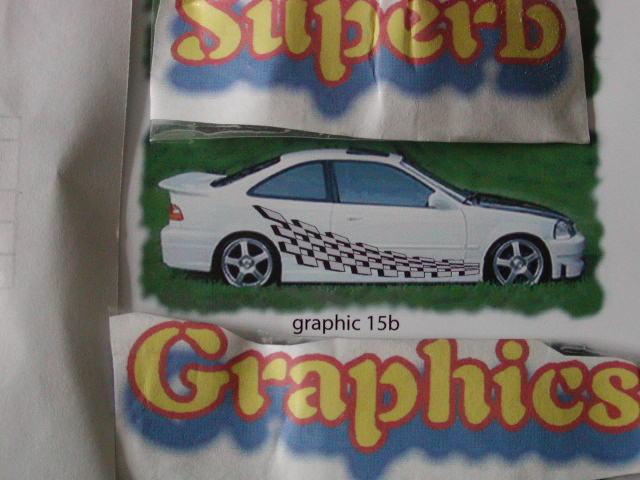 "Check Graphics 15b 1 color Size 20""X84"""