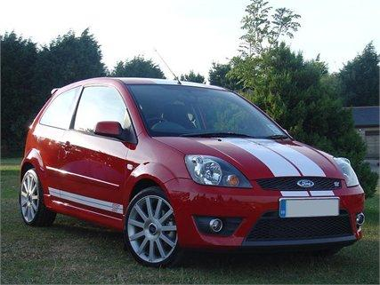 "Ford Fiesta 8"" rally Stripes"