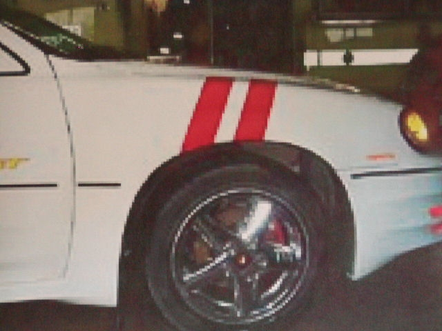 Grand Sport stripes fit all Chevy Pontiac and Buick Cars and trucks