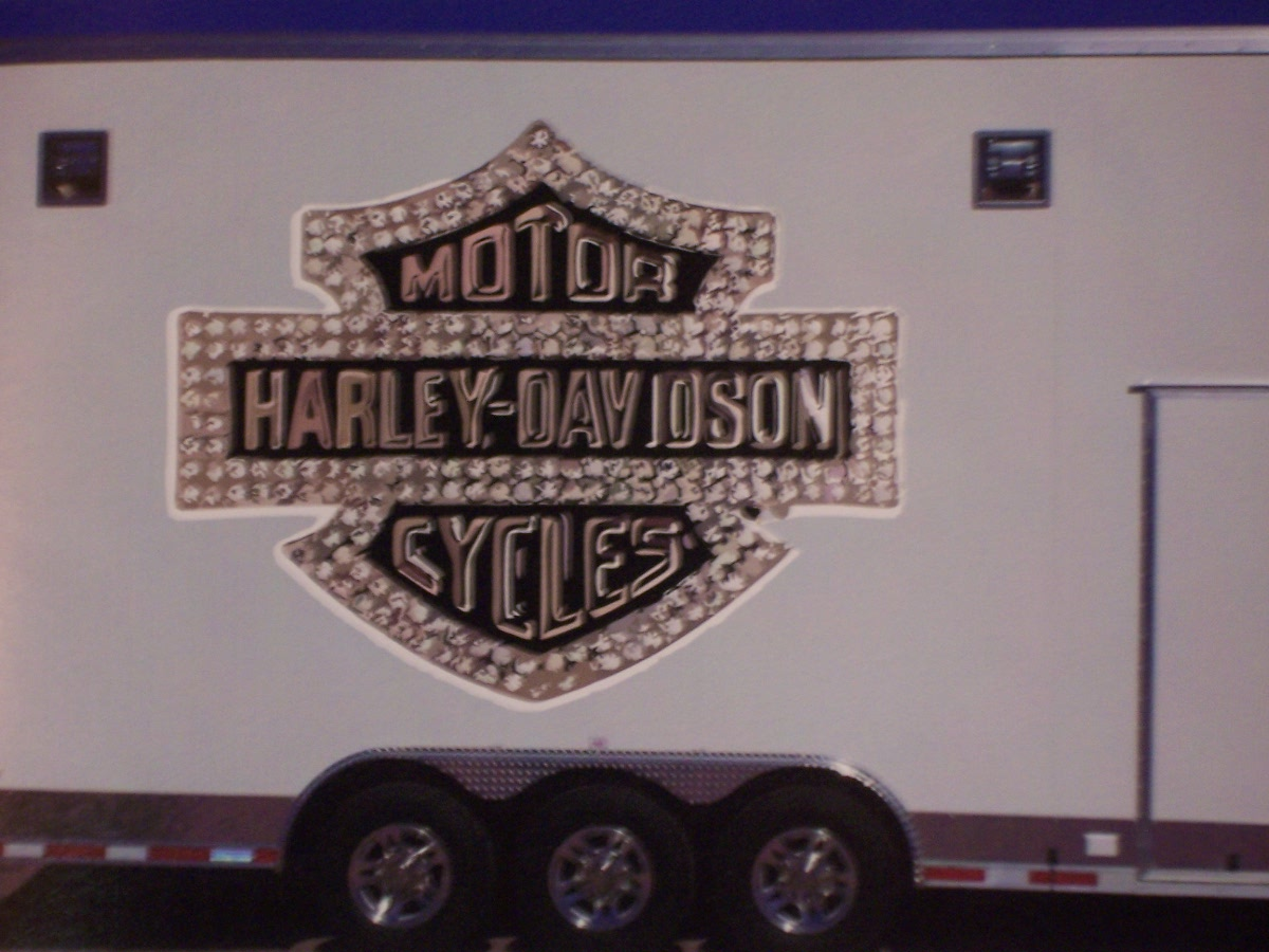 At Superb Graphics We Specialize In Custom DecalsGraphics And - Harley davidson custom vinyl stickers