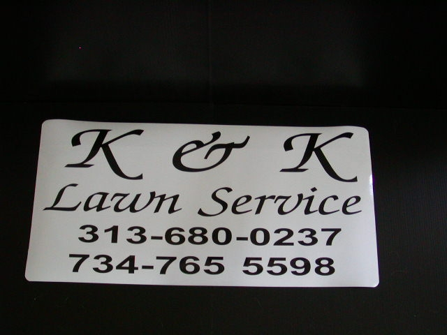 Magnetic Vehicle Signs MADE TO ORDER FOR YOU