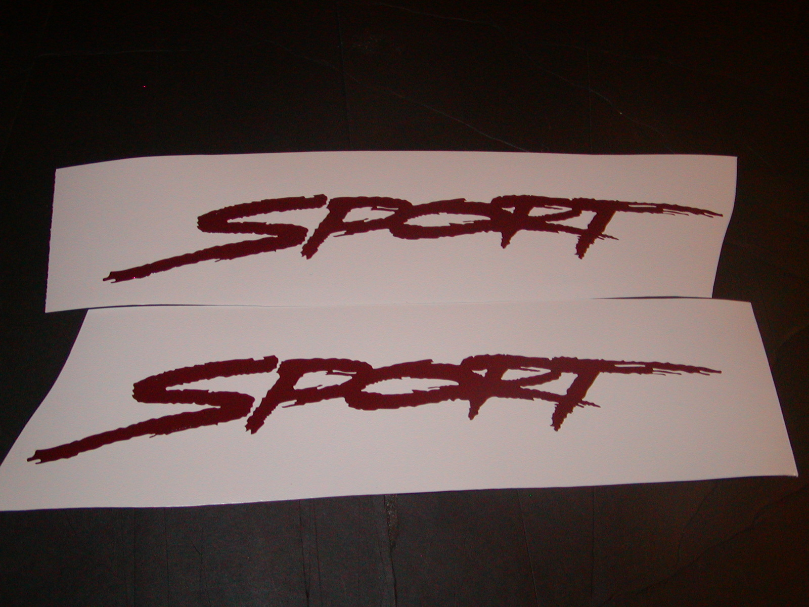 At Superb Graphics, we specialize in Custom decals,Graphics and
