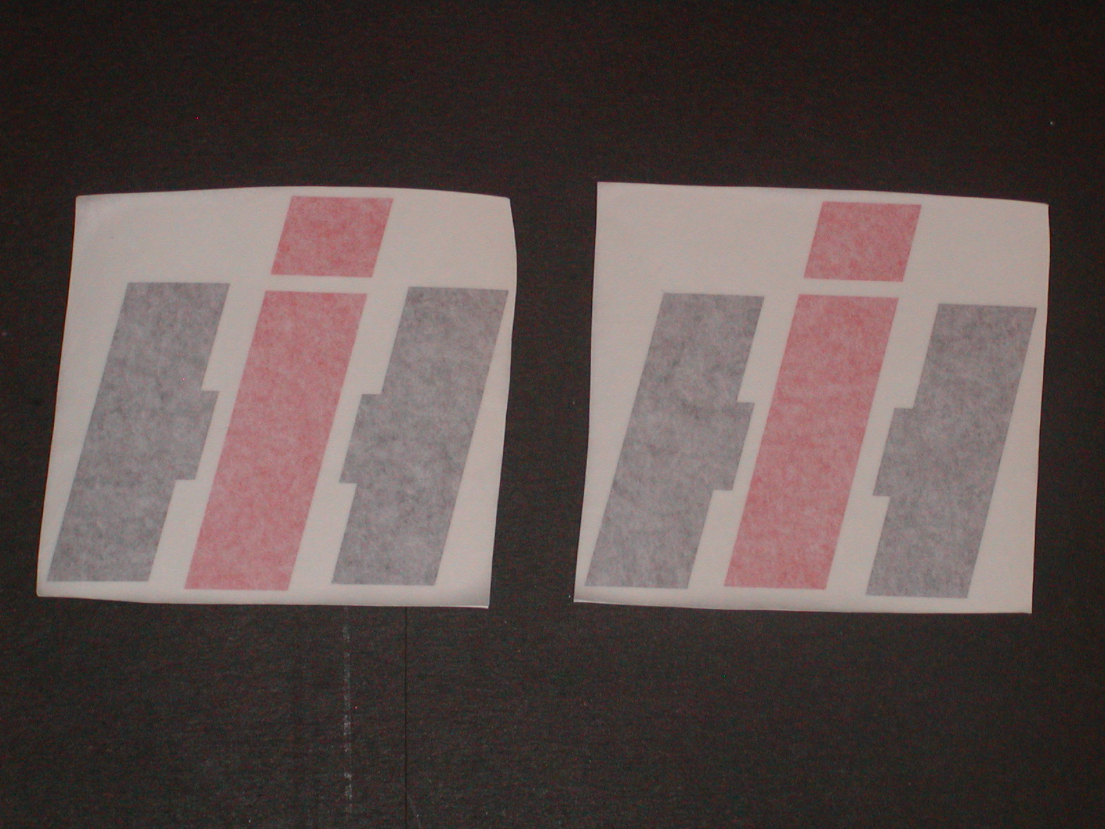 INTERNATIONAL DIESEL Decals SMALL