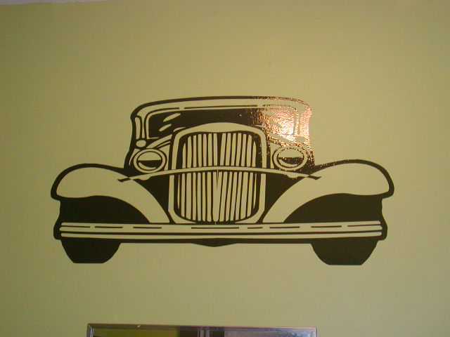 Garage Wall Art at superb graphics, we specialize in custom decals,graphics and