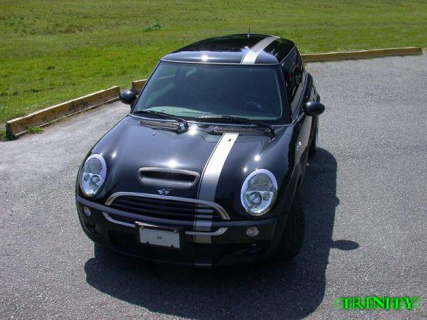 """Mini Cooper & Cooper """"S"""" Single 5"""" Rally Stripe set"""