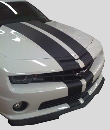 "2010 2011 Camaro 10"" Rally Stripe Graphics set"